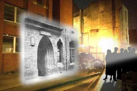 London: Jack the Ripper-byvandring