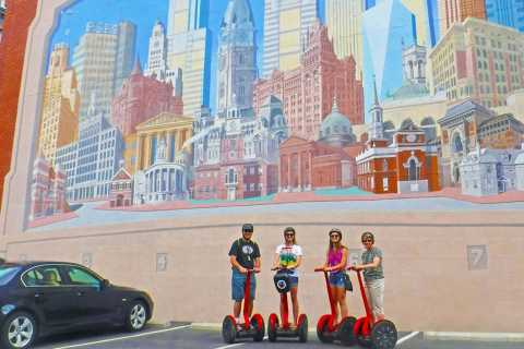 Philadelphia: 2-Hour Mural Tour by Segway