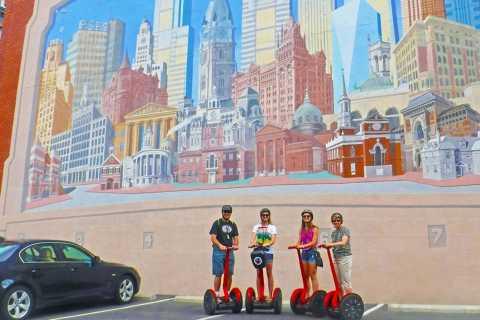 Filadélfia: excursão mural de 2 horas por Segway