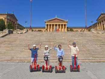 Philadelphia: Segway-Abenteuer