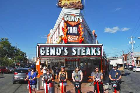 Philly Cheesesteak Tour and Tastings by Segway