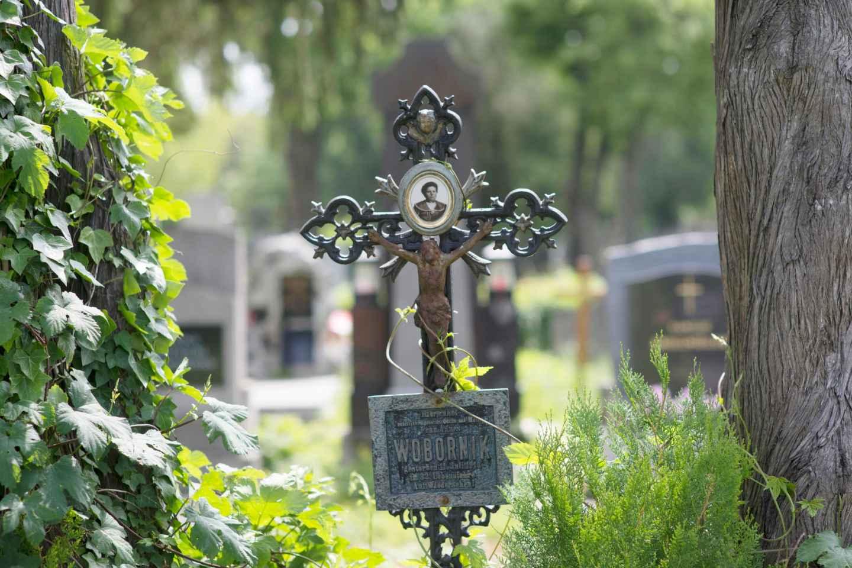 Wien: Zentralfriedhof – Stadt der Toten