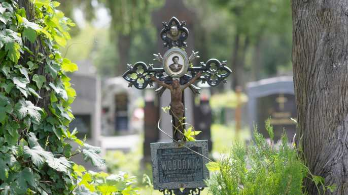 Vienna: Central Cemetery ‒ City of the Dead