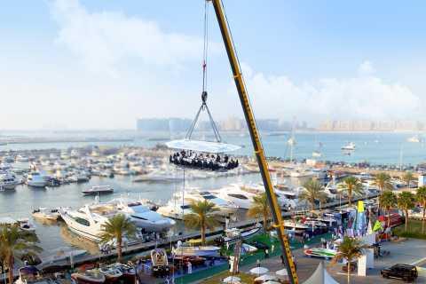 Dubai: cena tra i cieli della città