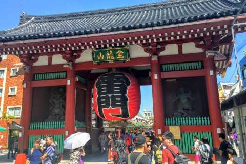 Tokyo: Half-Day Sightseeing Bus Tour