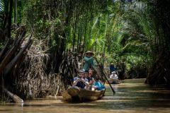 Passeio de 1 Dia pelo Rio Mekong