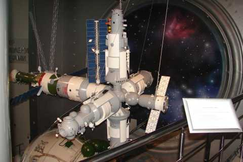 Moscow: Memorial Museum of Cosmonautics Tour