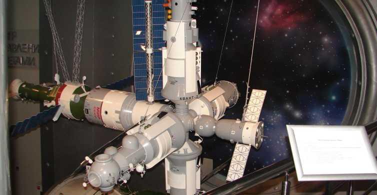 Moscou: Museu Memorial da Cosmonáutica