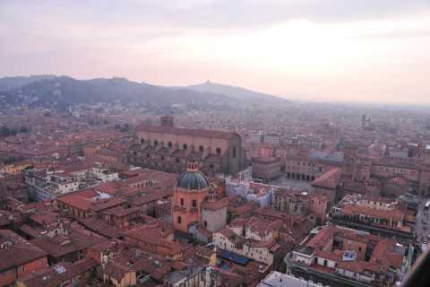 Bolonia: tour privado con guía local