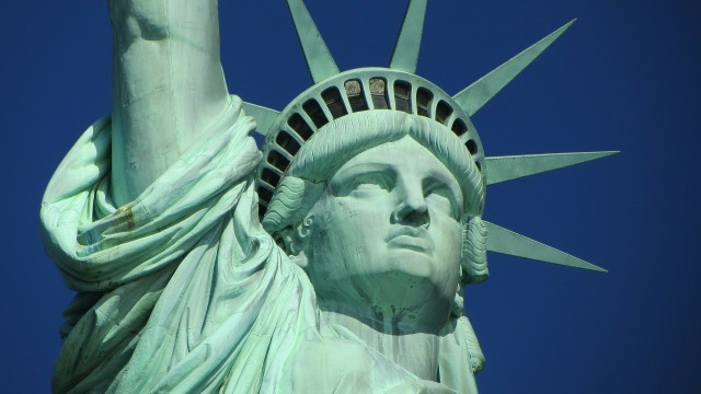 Statue of Liberty Tour w/ Express Bus from Midtown Manhattan