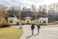 Estocolmo: Ingresso para o Museu a Céu Aberto Skansen