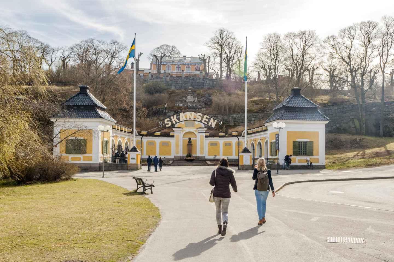 Stockholm: Ticket für das Freilichtmuseum Skansen