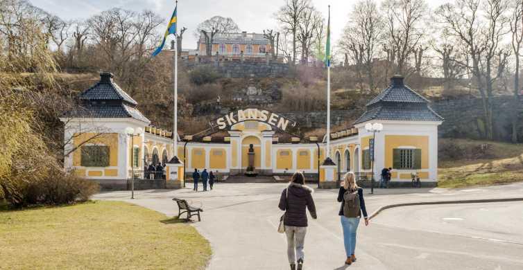 Stockholm: Skansen Open-Air Museum Admission Ticket
