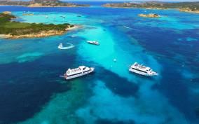 7-Hour La Maddalena Archipelago Boat Tour