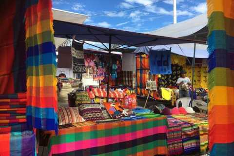 Otavalo: Private Tour from Quito