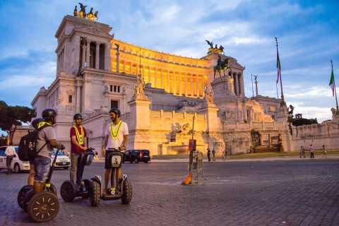 Tour de 3 horas en Segway de las mejores atracciones de Roma