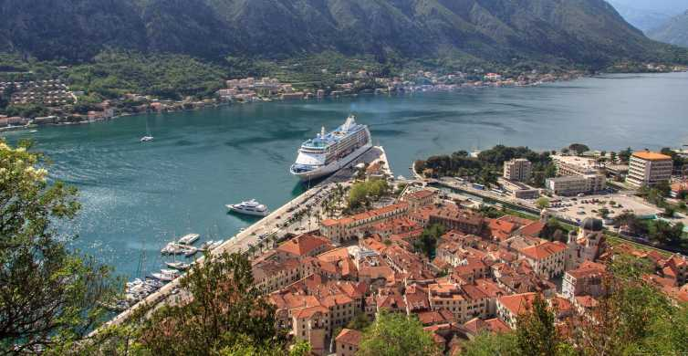 Kotor: 1.5-Hour Private Walking Tour