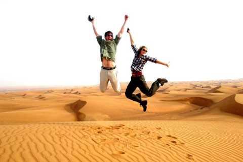 Hurghada: Jeep Safari, Camel Ride & Bedouin Village Tour