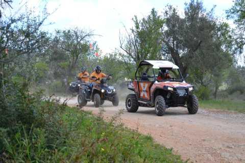 Algarve 4x4 Tour on Quad Bike and Polaris RZR