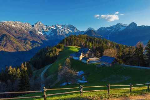 De Bled: voyage d'une journée à 1000 Springs