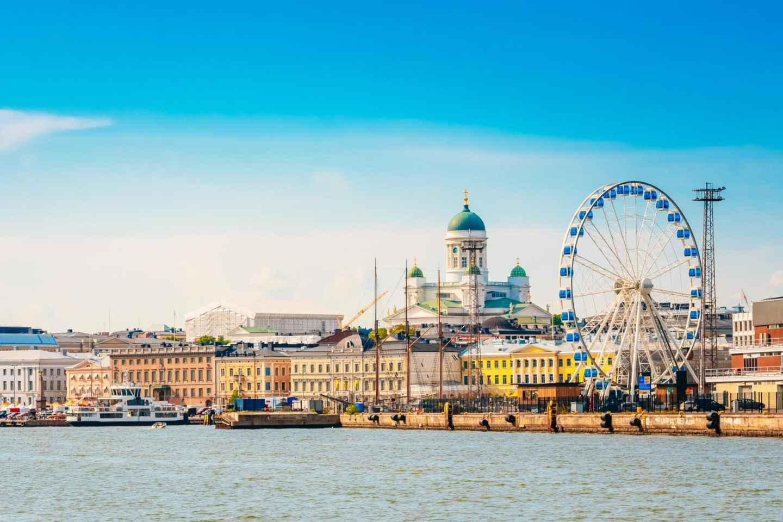 Helsinki: Zwischenlandungs-Tour mit Flughafentransfers
