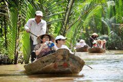 Delta do Rio Mekong: Tour Vip c/ Traslado de Limusine 1 Dia