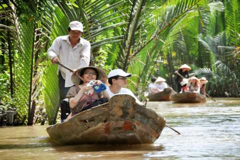 From Ho Chi Minh City: Mekong Delta Full-Day Trip