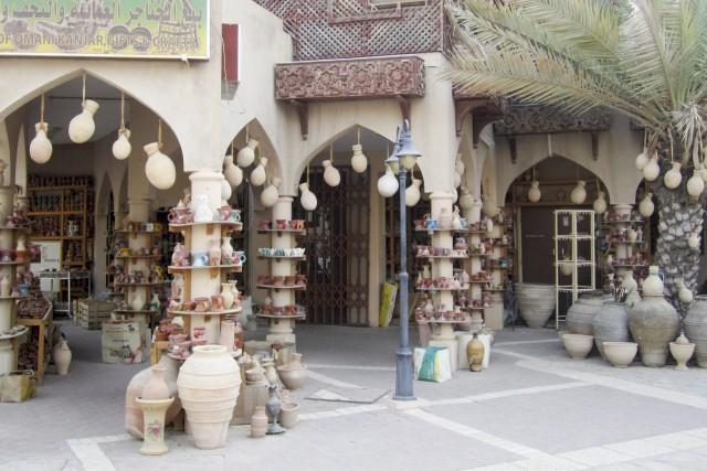 Vanuit Muscat: Djabal Sjams en schatten van het binnenland
