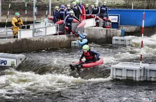 2-stündiges River Bugging-Abenteuer in Glasgow