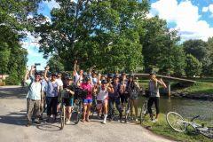 Excursão de Bicicleta por Estocolmo
