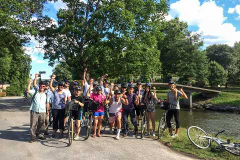 Tour en bicicleta por Estocolmo