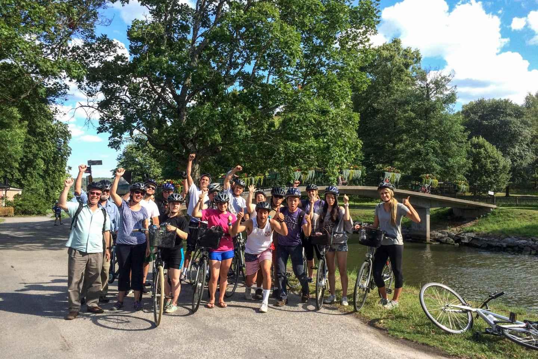 Stockholm: Fahrradtour