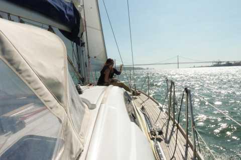 Lisbona: crociera in barca a vela sul Fiume Tago