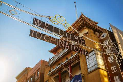 New York: Rundgang durch Little Italy & Chinatown