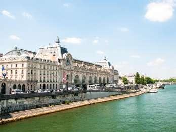 Paris: Musée d'Orsay und Musée de l'Orangerie ohne Anstehen