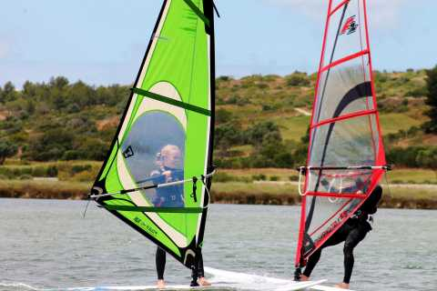 Algarve 3-Hour Windsurfing Lesson