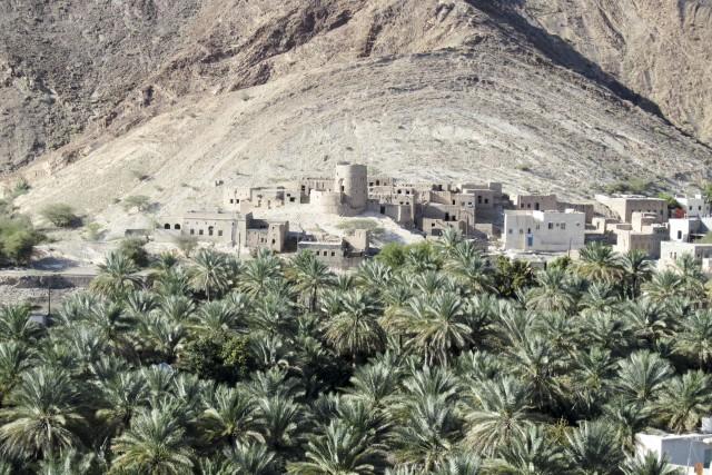 De Grand Canyon van Oman: dagtrip vanuit Masqat