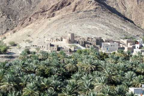 Oman's Grand Canyon: Full-Day Tour from Muscat