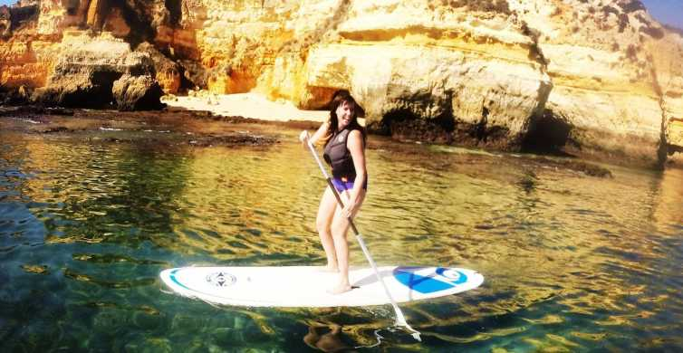 Lagos: 2-Hour Stand Up Paddleboard Tour