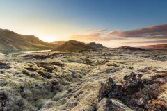Excursão Equestre nos Campos de Lava da Islândia