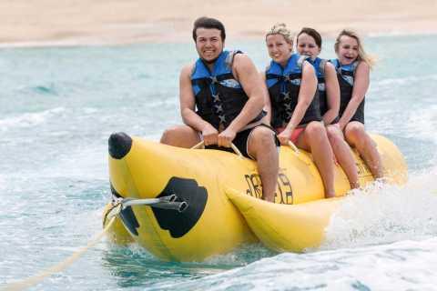 Dubai: Banana Boat Ride