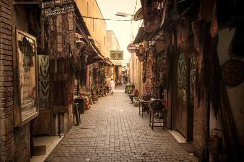 Marrakech: tour privato con guida locale