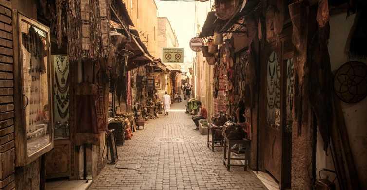 Privérondleiding door Marrakesh met een lokale gids