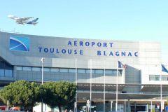 Assistência do aeroporto do grupo de Toulouse