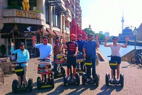 Berlin: East and West Segway Private Tour