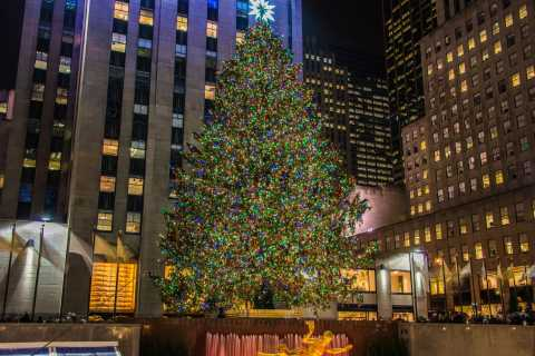 Nueva York: tour navideño por Manhattan