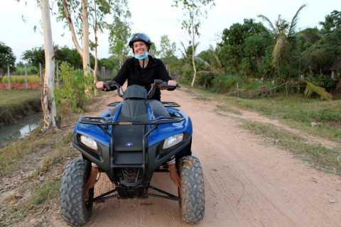 Phnom Penh: Killing Field & Village Quad Bike Tour