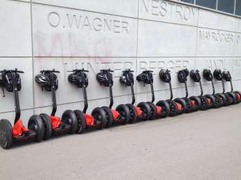 Wien: Segway City Tour