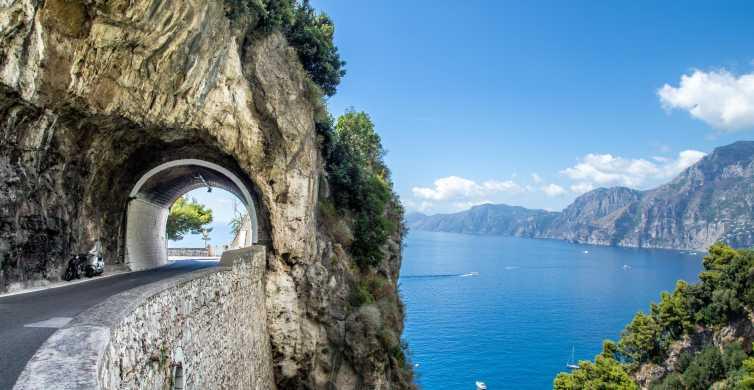 From Rome: Amalfi Coast & Pompeii Full-Day Small Group Tour