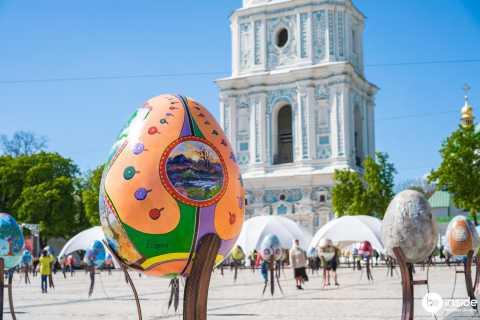 Kiev: 3-Hour Private Tour by Car